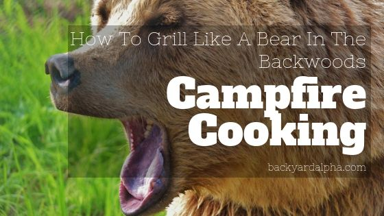 Campfire Cooking How To Grill Like A Bear In The Backwoods