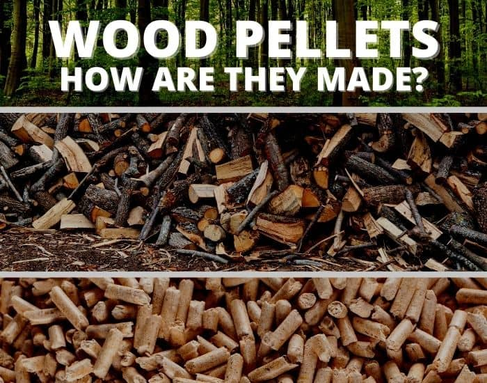 How Are Wood Pellets Made