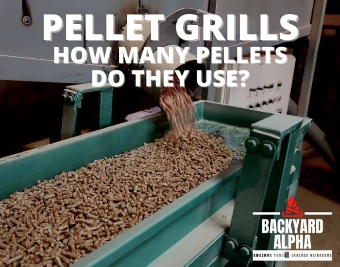 How Many Pellets Do Pellet Grills Use