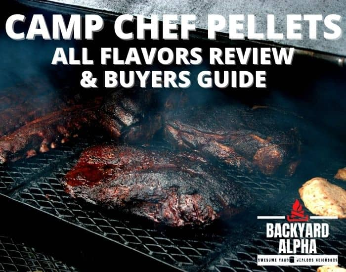 Camp Chef Pellets Review