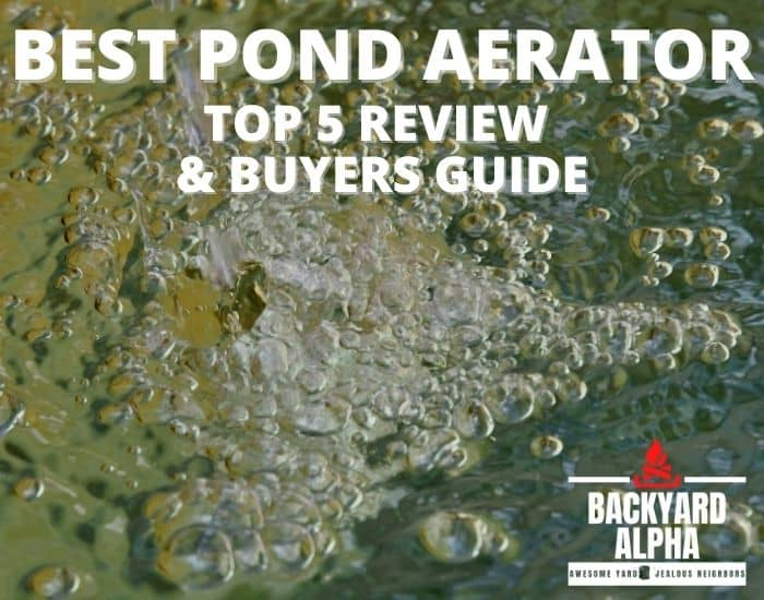 Best Pond Aerator