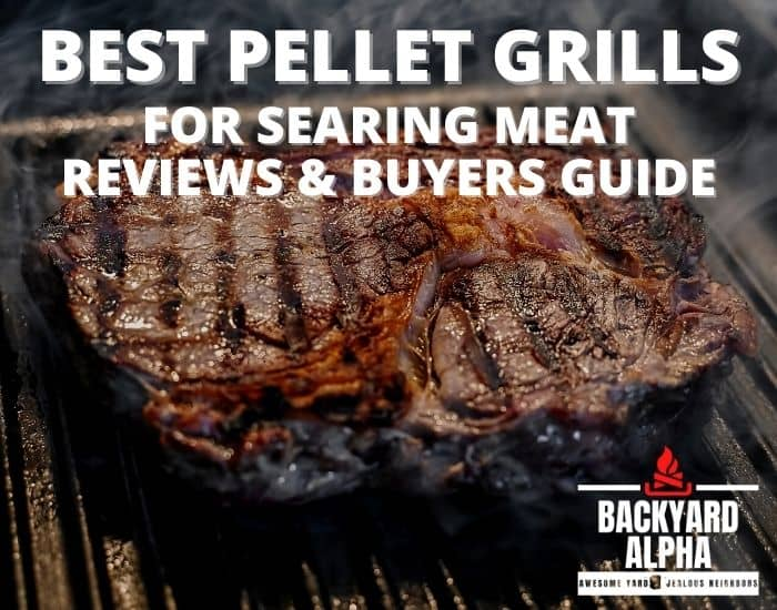 Best Pellet Grills For Searing