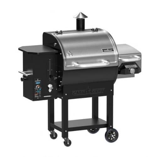 WOODWIND SG 24 PELLET GRILL WITH SEAR BOX
