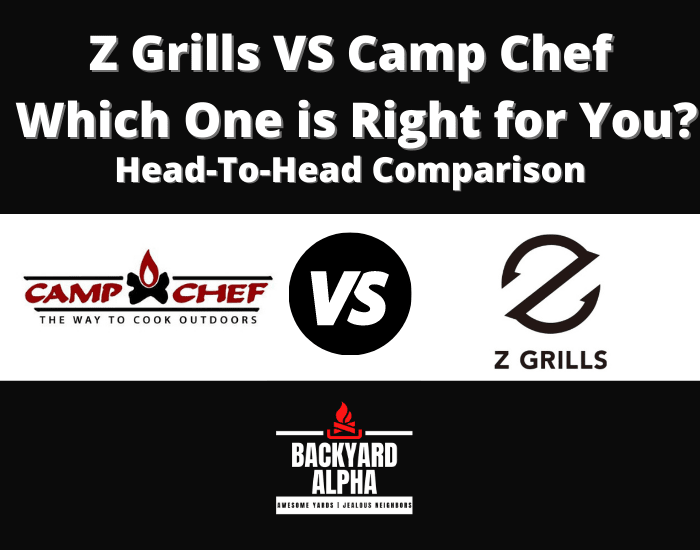 Z Grills VS Camp Chef Featured Image