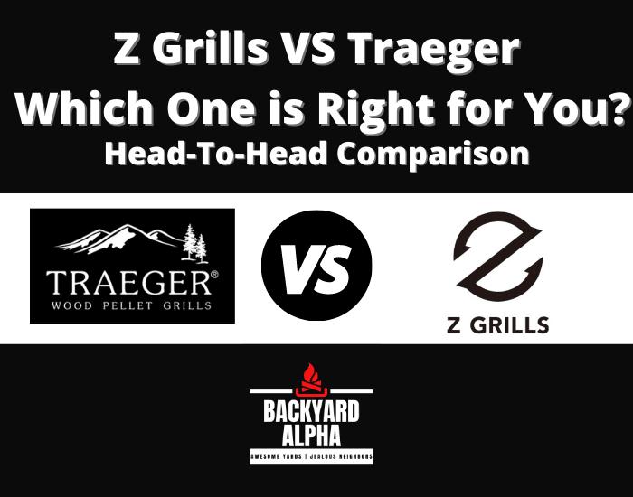 Z Grills VS Traeger Head-to-Head Comparison