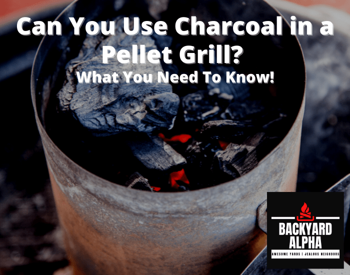 Can You Use Charcoal in a Pellet Grill
